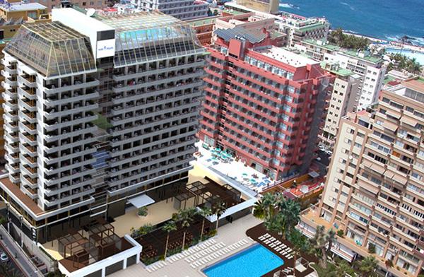 Meli hotels international incorpora a su cadena el sol costa atlantis de puerto de la cruz - Hotel atlantis puerto de la cruz ...