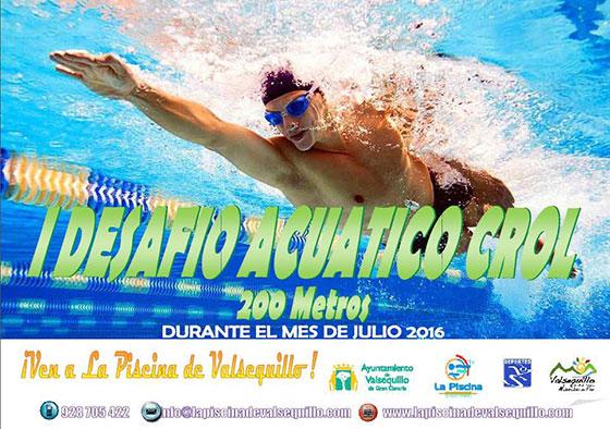 La piscina de valsequillo tiene nueva oferta de actividades for Piscina valsequillo